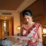 Indian bride in Tenerife