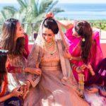 Sikh Wedding Bride Tenerife